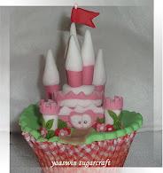 Castle Cupcake