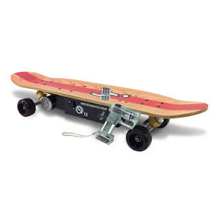 Skate Elétrico Seven