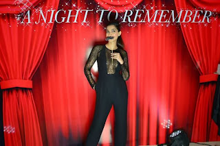 Actress Sonam Kapoor at Elle Beauty Awards 2013
