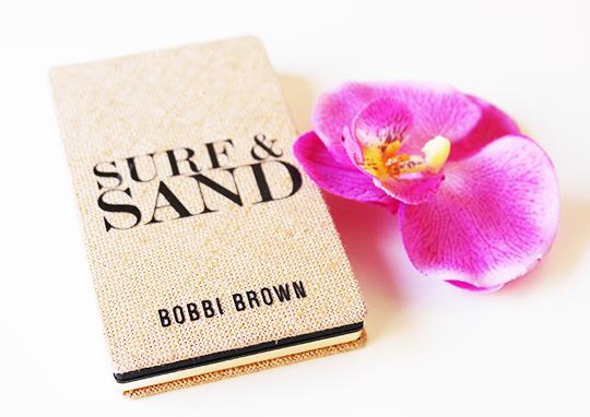 Paleta Surf & Sand de Bobbi Brown