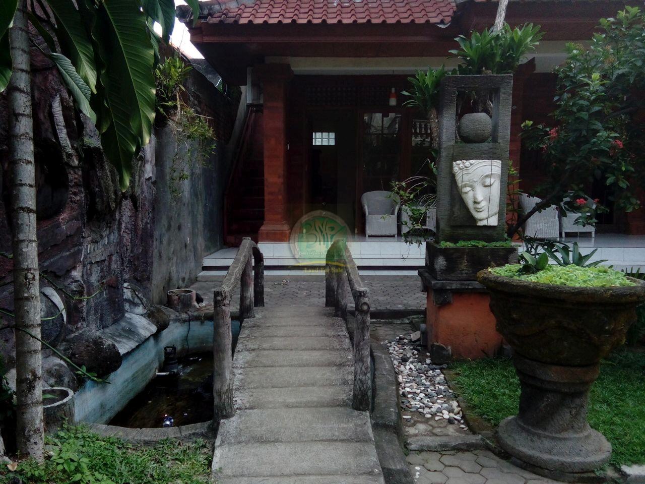 Dijual Hotel Sanur Bali