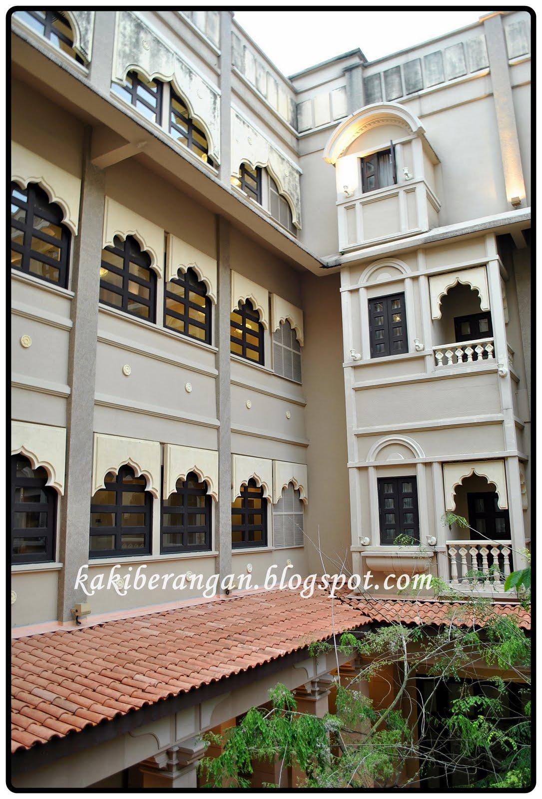 Pullman putrajaya the best hotel ever kaki berangan for The best hotel ever