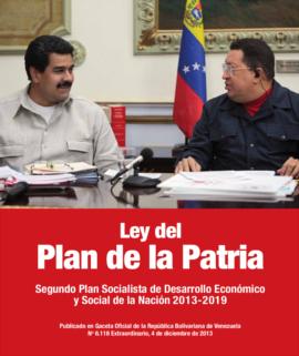 Ley del Plan de la Patria