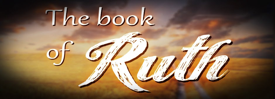 An Outline Of The Book Of Ruth Divine Spirit