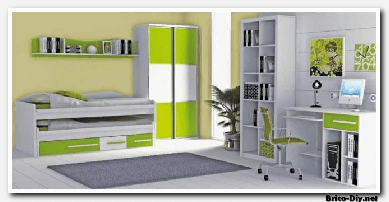 Como decorar dormitorios con muebles de melamina y MDF  Web del