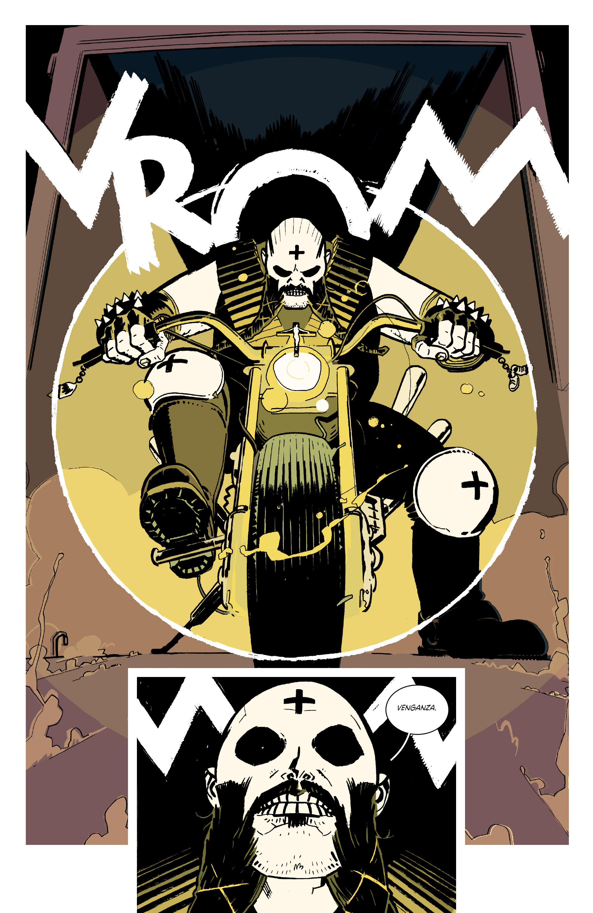 Read online Deadly Class comic -  Issue # _TPB 3 - 11