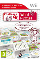 Challenge Me: Word Puzzles – Wii