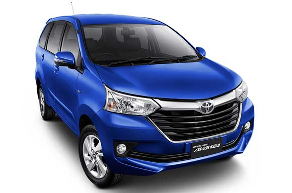 Eksterior Toyota Grand New Avanza 2015