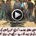 Karachi People Break Their Television Sets After Defeat From India
