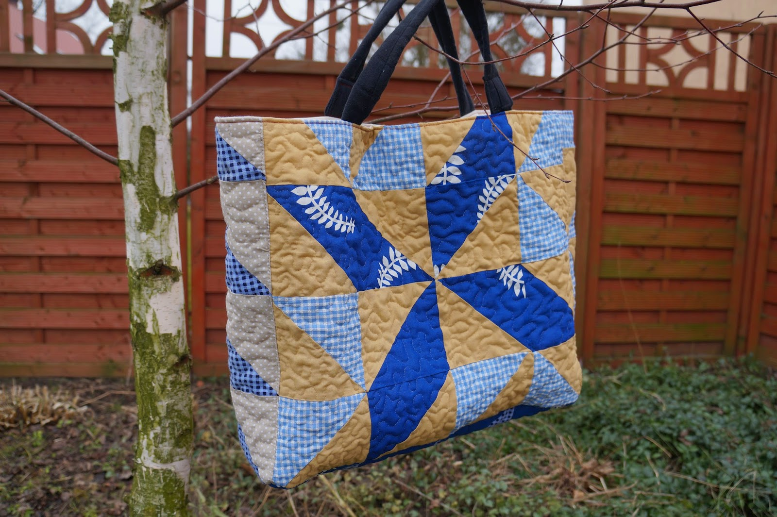 %name Patchwork torba
