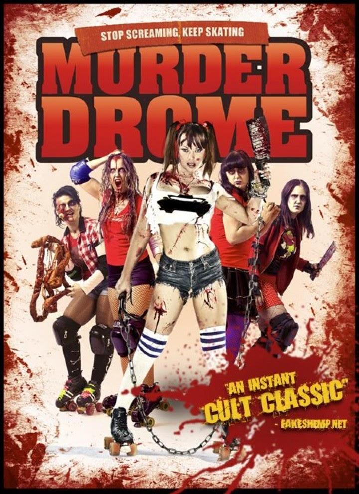 Murder Drome (2014)