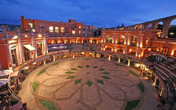Quinta Real Zacatecas, México