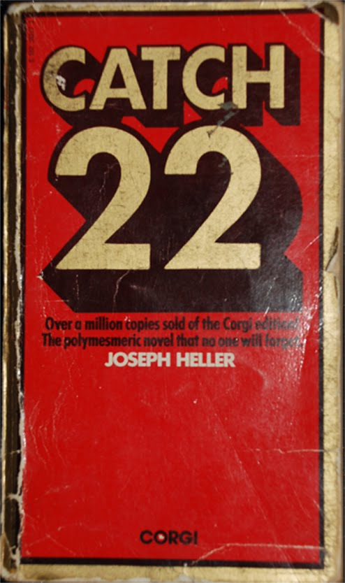 catch 22 paper Get an answer for 'i need some reliable source for my paper about catch-22 by joseph heller' and find homework help for other catch-22 questions at enotes.