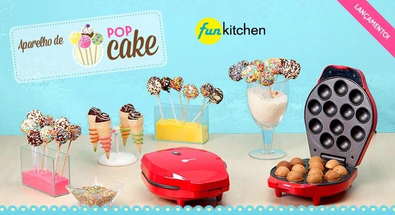 máquina de popcake