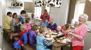 Familienvillen Texel