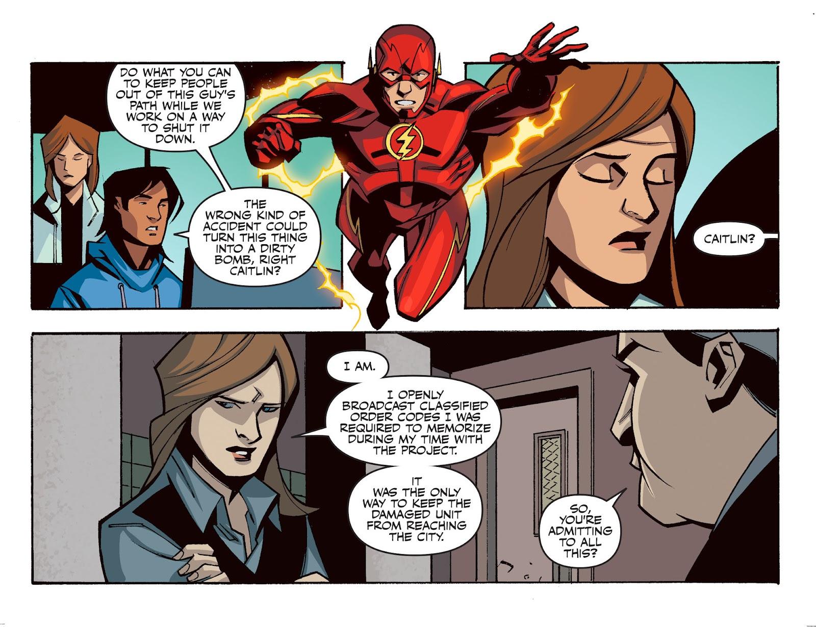 The Flash: Season Zero [I] Issue #19 #19 - English 10
