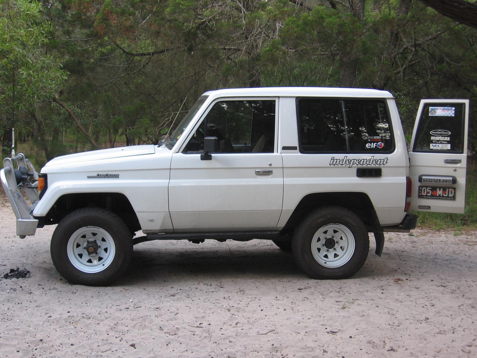 land cruiser 1988