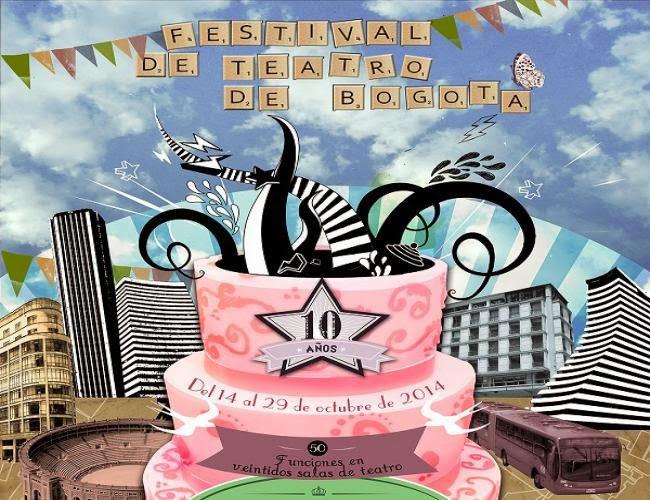 FESTIVAL DE TEATRO DE BOGOTA