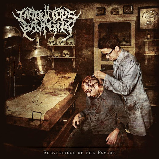 Iniquitous Savagery - Subversions Of The Psyche (2015)
