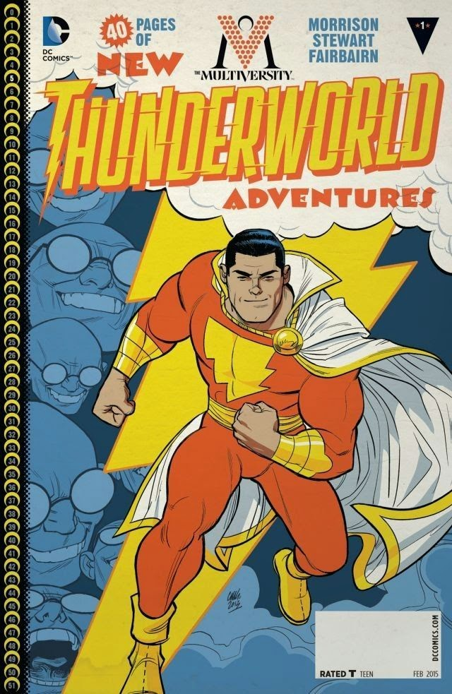 The Multiversity: Thunderworld