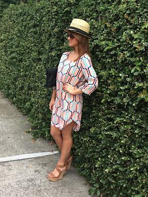 Peach Pitt Dress | Sassy Shortcake New Arrivals | sassyshorstcake.com