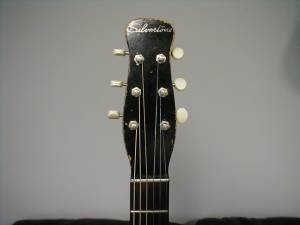 Craigslist Vintage Guitar Hunt: 1958 Silvertone 1303/ Dano ...