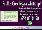 TELÉFONO PUSILLUS GREX