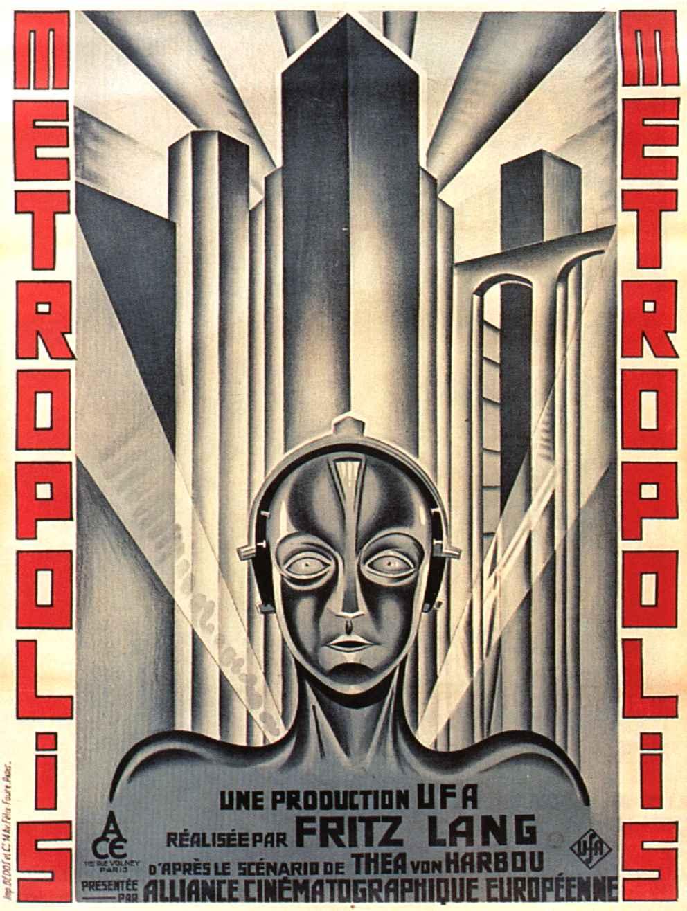 Doctor Ojiplático. Boris Bilinsky y Metropolis