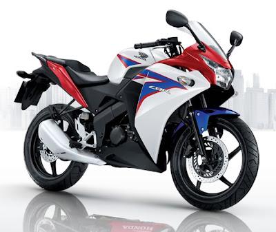 2011 Honda CBR150R Motorcycle