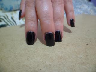 esmalte argento preto