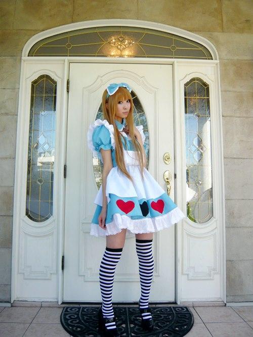 CosRain.Com Rinami's COSPLAY - Alice