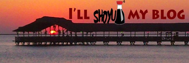 """I'LL """"SHOYU"""" MY BLOG"""