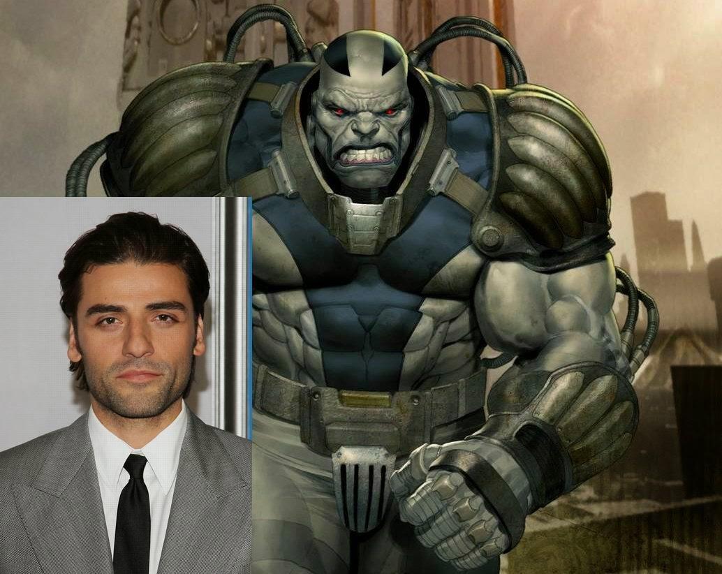 X-Men, Apocalypse, Oscar Isaac