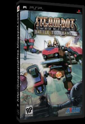 Steambot Chronicles Battle Tournament [Full] [1 link] [Ingles] [PSP] [FS]