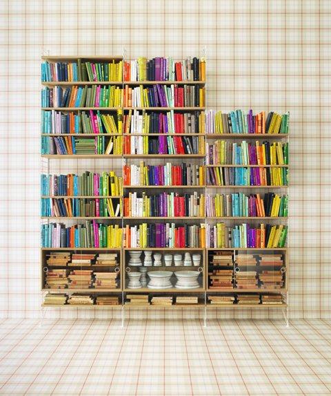 Little Helsinki Dream Bookshelf