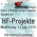 Eirene Designs CU4CU Script License
