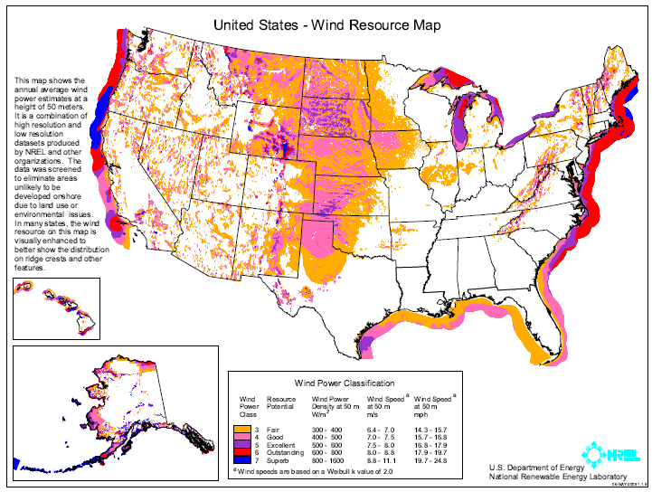 Energy In New Hampshire Windfall Wind Energy In New Hampshire - Map of wind farms in us