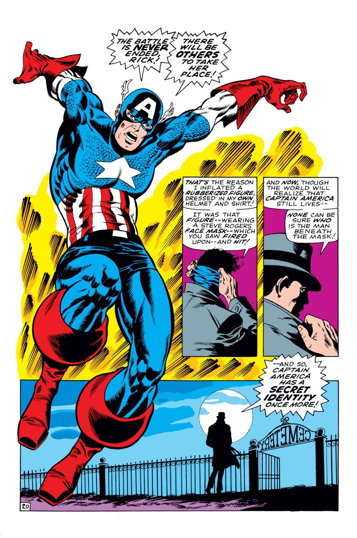 Captain America (1968) Issue #113 #27 - English 2