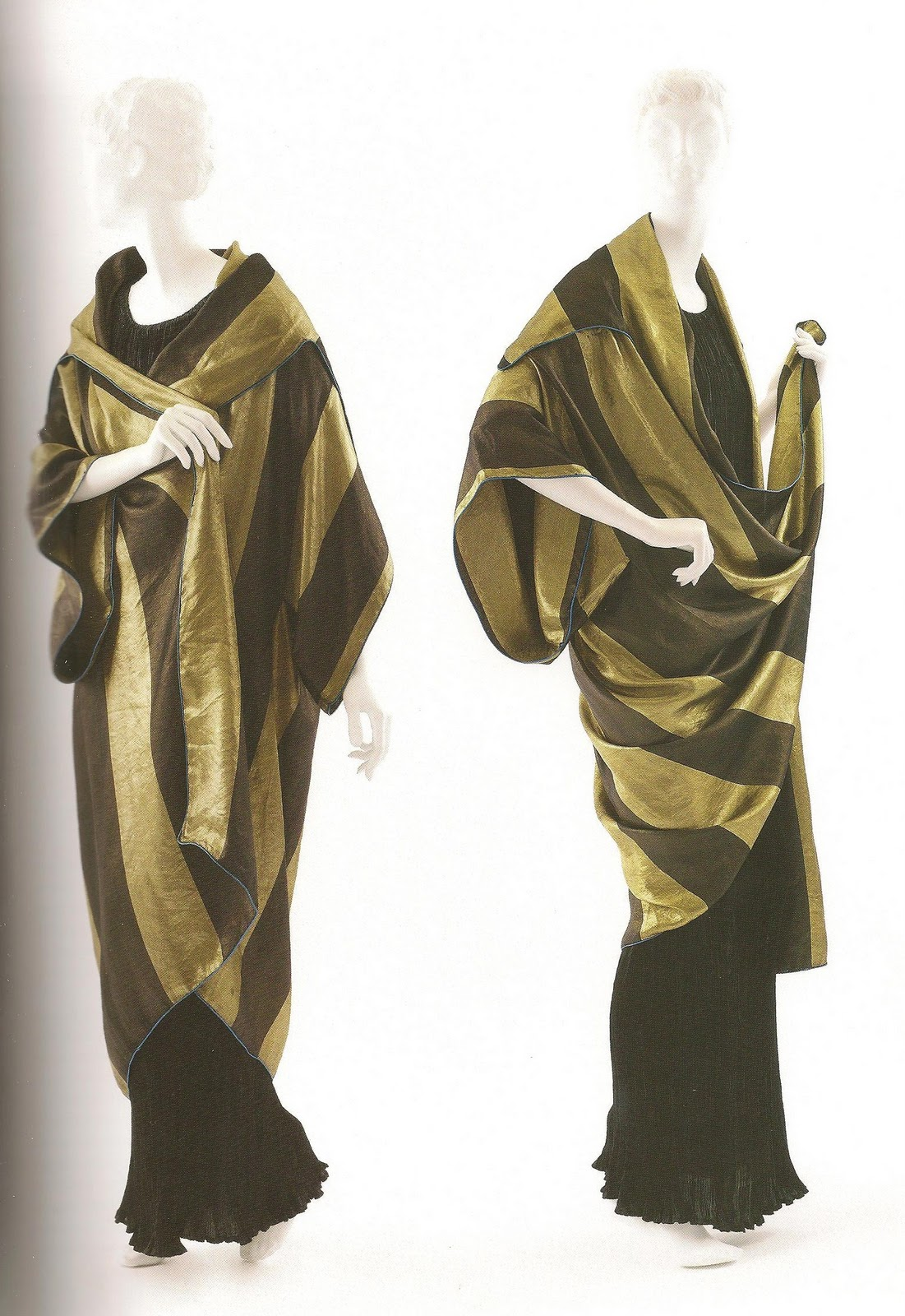 Medieval fashion history. Reign of Charles VI and Charles VII Poiret king of fashion book