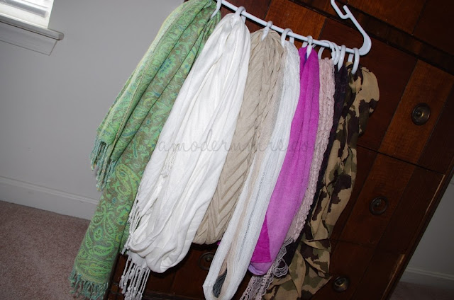 My Original Scarf Collection — A Modern Mrs.