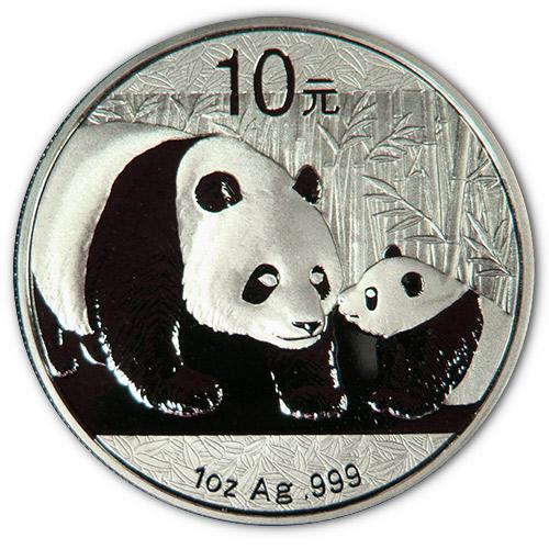 2011 china panda silver coins