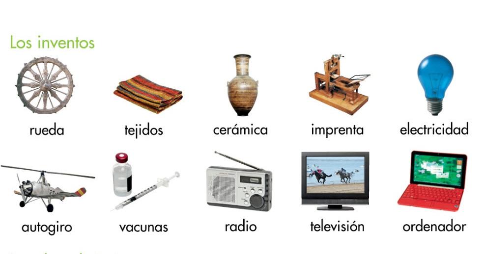 inventos y descubrimientos