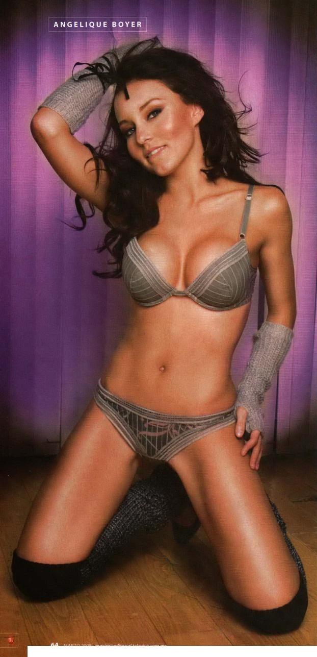 Angelique Boyer - Maxim 2006 y 2008 (21 Fotos HQ) | Blog De Lord ...