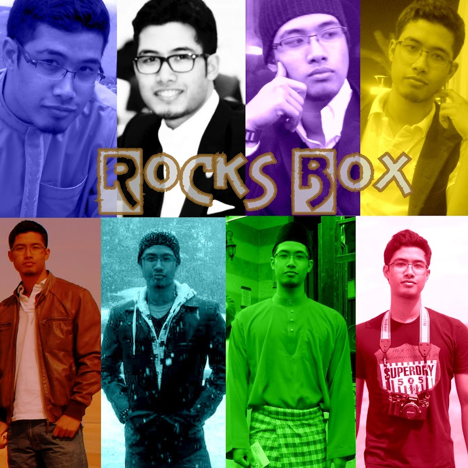 - Rock's Box -