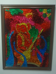 Glass Painting No.19