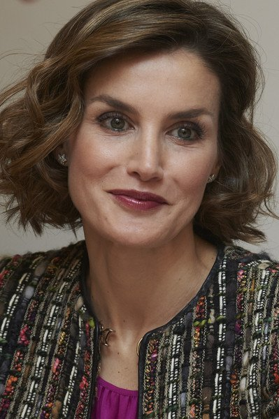 Queen Letizia of Spain attends the inauguration of the 10th International Seminar of Language and Journalism 'Manuales de Estilo en la Era de la Marca Personal'