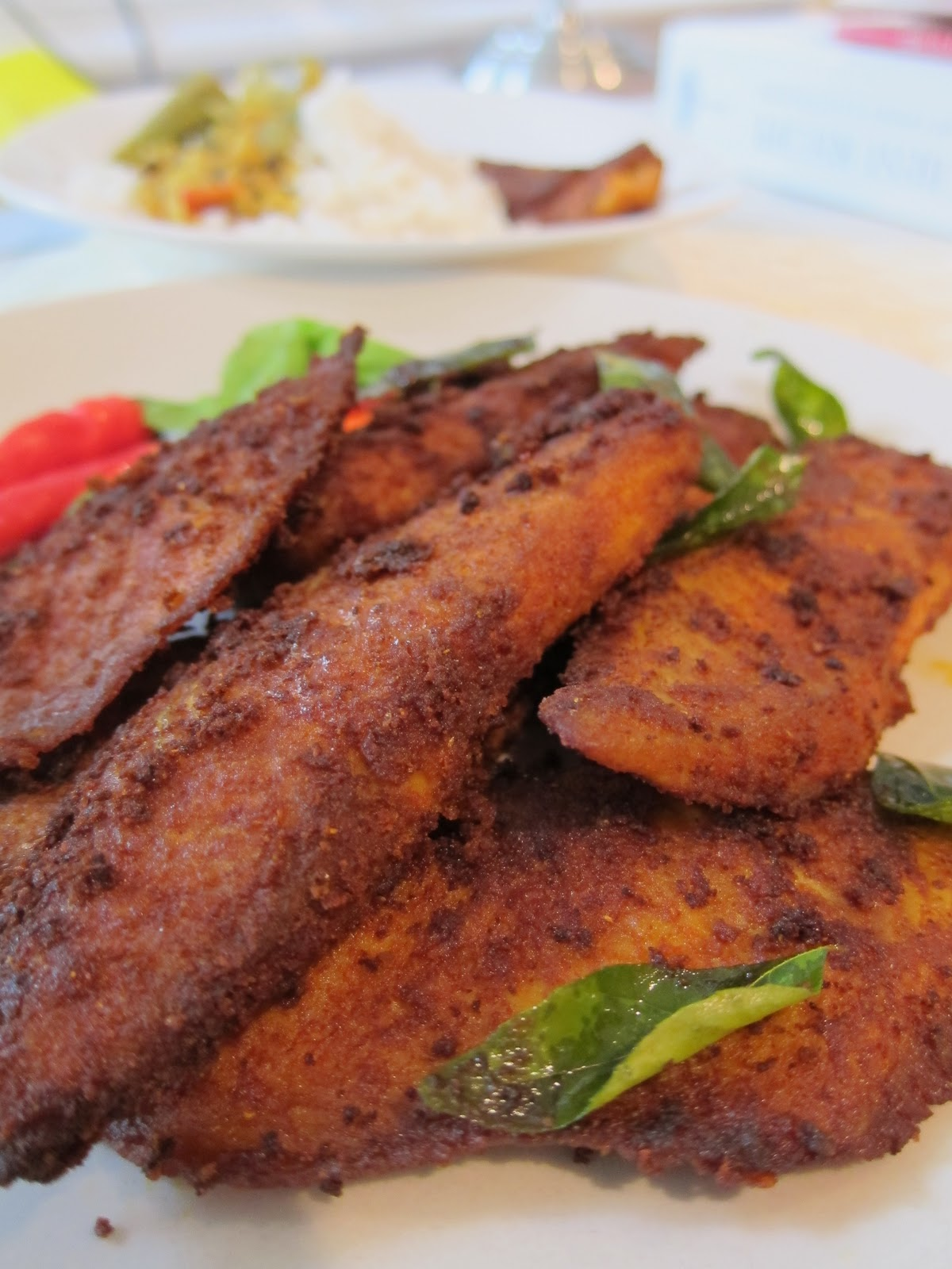 Mint and mimosas 4 fast kerala fish fry forumfinder Gallery