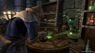 Skyrim Alchemy