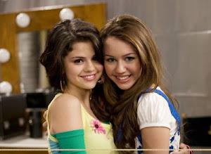 Milena Gomez e Marih Cyrus