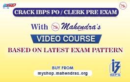 CRACK IBPS PO/CLERK PRE EXAM